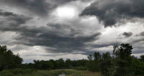 Danas oblačno, ponegde sa kišom