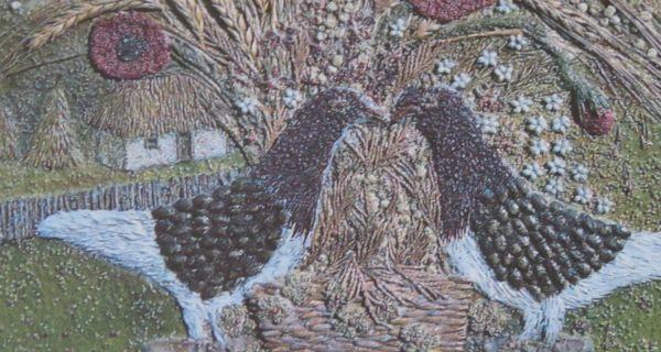 Сликама поклонио боју семена