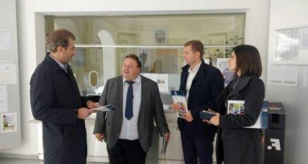 Delegacija Šapca u poseti Gracu