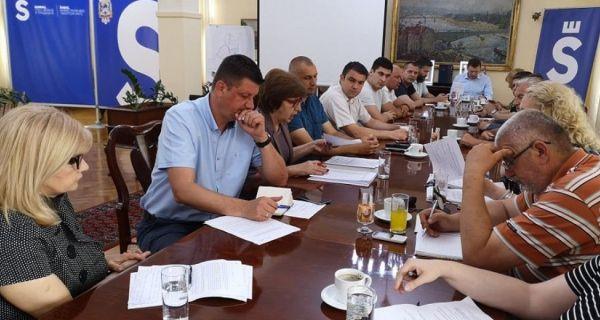 Градско веће усвојило предлог дневног реда за 31.седницу Скупштине града Шапца
