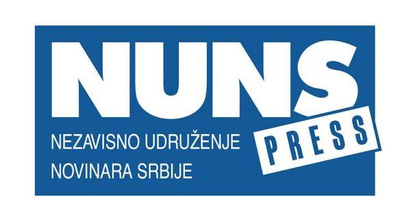 НУНС: Напади на новинаре још у истражној фази