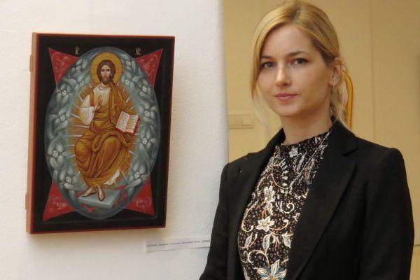 Отворена 25. Изложба икона у Галерији Културног центра у Шапцу