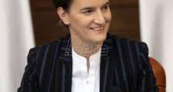 Брнабић: Увођење платних разреда најозбиљнија реформа која чека Србију
