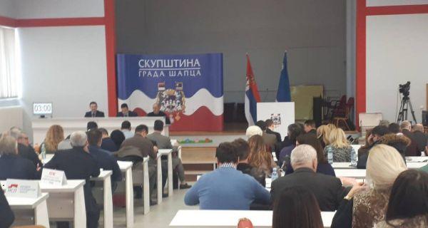 Сутра седница Скупштине Града Шпаца