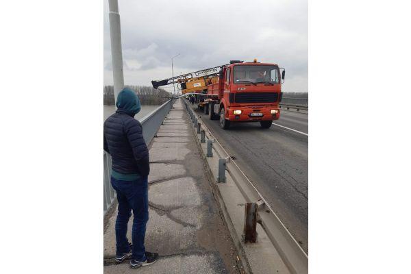 Саобраћај преко моста нормализован