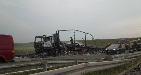 Експлозија камиона