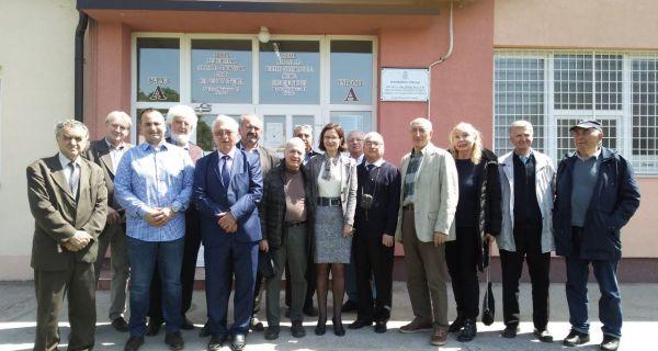 Руски научници у Вишој технолошкој школи у Шапцу