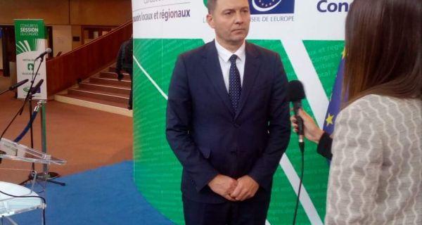 Градоначелник Шапца уочи говора у Савету Европе