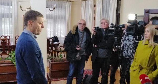 Зеленовић: Стоп агресији у Шапцу