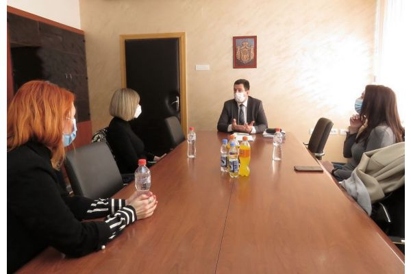 """Састанак """"Мама Шапца"""" и градоначелника поводом проблема загађења ваздуха"""