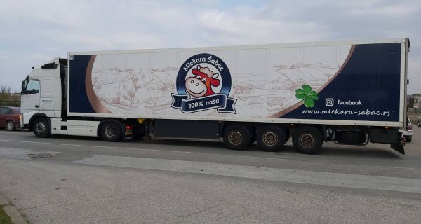 Млекара Шабац улаже 100 000 Евра у донације уместо у промоцију нових, воћних, јогурта