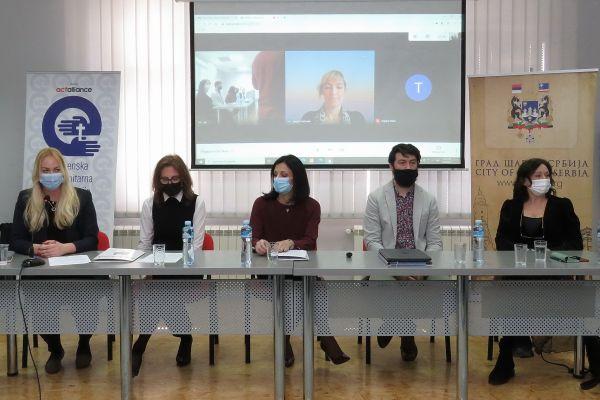 """Završna konferencija projekta """"Uključimo se"""" za inkluziju Roma"""