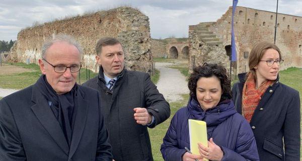 Ambasador Francuske u Srbiji posetio Šabac
