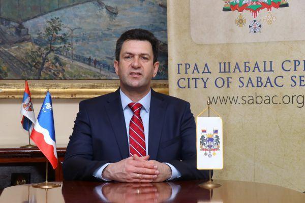 Честитка градоначелника Шапца др Александра Пајића поводом Рамазанског бајрама