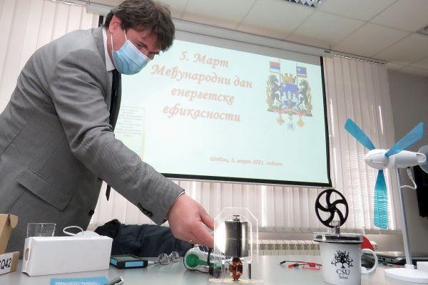 Dan energetske efikasnosti obeležen uz praktične eksperimente