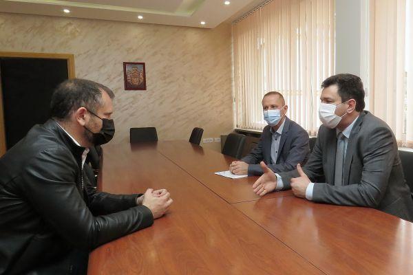 Direktor Direkcije za imovinu Srbije Jovan Vorkapić: Saradnja grada i države u korist privrednika