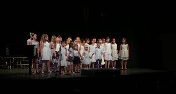 Седамдесет година од оснивања Музичке школе