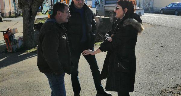 """ЈКП """"Водовод Шабац"""": Радови у Прњавору"""