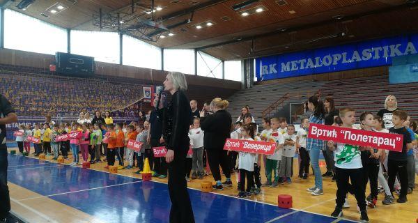 Мала олимпијада за предшколце