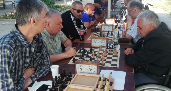 Održan šahovski turnir osoba sa invaliditetom