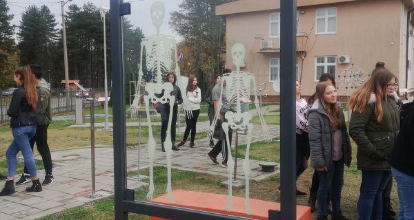Нови експонати у шабачком Парку науке