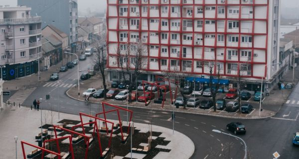 Вишезначни архитектонски израз као омаж великом српском књижевнику