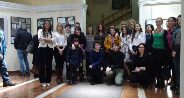 Svetosavska izložba učenika Škole slikanja Dragiše Marsenića