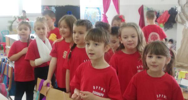 """Vrtić """"Kolibri"""": Obeležena prva godina rada i postojanja"""