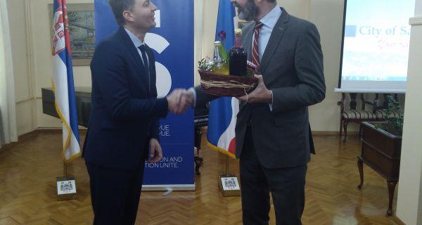 Ambasador Holandije u Šapcu