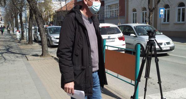 Дезо баријере за привредне субјекте у граду