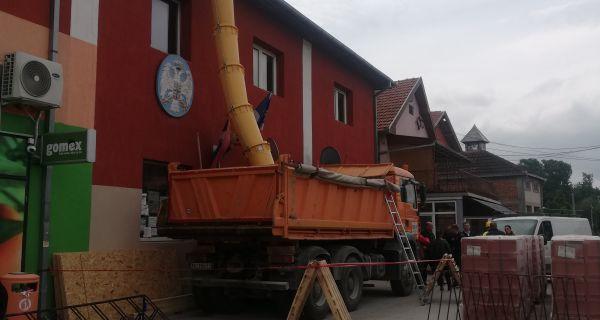Danas počela rekonstrukcija Doma kulture u Štitaru