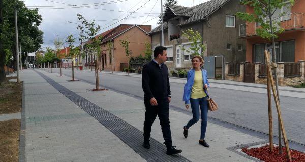 Uređenje u skladu sa Planom održive urbane mobilnosti