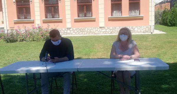 Зеленовић: Град чини све што је могуће да заустави ширење вируса