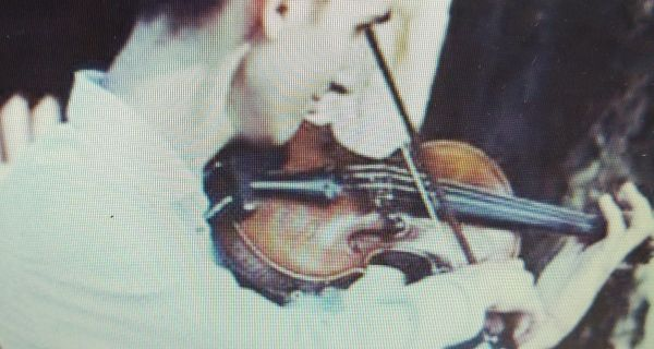 Корона угрозила мастерс студије у Јерусалиму младог шабачког виолинисте Салка Лекића