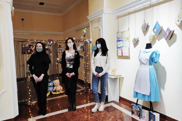 Izložba povodom 65 godina Odeljenja za decu Biblioteke šabačke