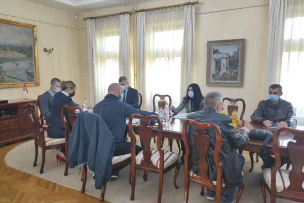 Druga sednica Saveta za ekologiju grada Šapca : U fokusu organska proizvodnja