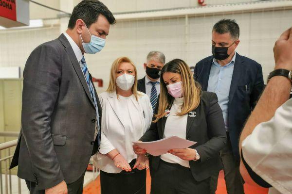 Poseta državne sekretarke Ministarstva državne uprave i lokalne samouprave Šapcu