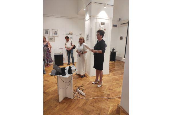 Јубиларна тридесета изложба Малог формата у Културном центру