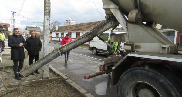 Kompletirano uređenje ulice Stojana Čupića