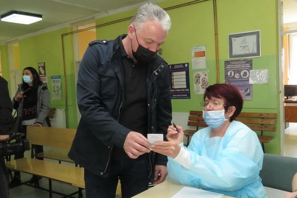 Veliko interesovanje za vakcinaciju u Lipolistu