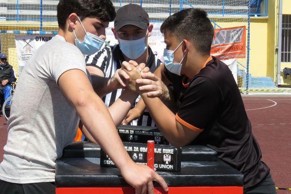 Међународно такмичење у обарању руке