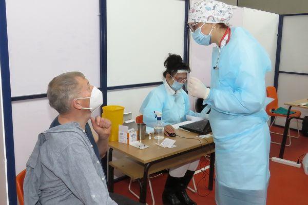 Započela masovna imunizacija u Šapcu
