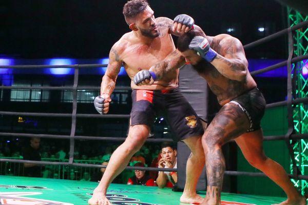 Вече борилачких спортова