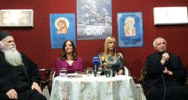Promovisana knjiga Olivere Ćirković JA, PINK PANTER u Glasu Crkve u Šapcu
