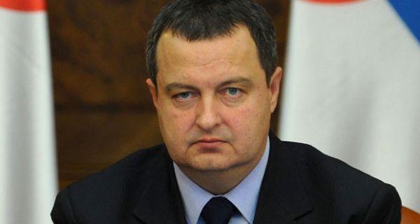 Дачић: Није реално да се само САД укључе у дијалог Београда и Приштине