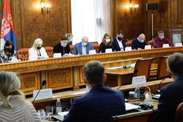 """Друга седнице Радне групе за имплементацију Пројекта""""Јадар"""""""