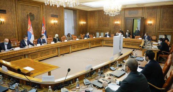 """Sastanak Radne grupe za  implementaciju Projekta""""Jadar"""""""