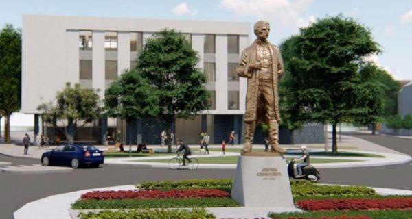 Raspisan tender za izradu postamenta za spomenik Jevremu Obrenoviću
