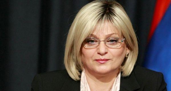 Скупштина данас гласа о поновном избору Јоргованке Табаковић за гувернера НБС