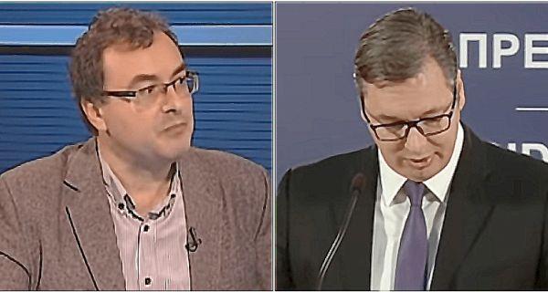 Председник Србије се запитао да ли је Јово Бакић нормалан